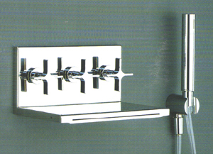Ritmonio Waterblade Bathroom Showers