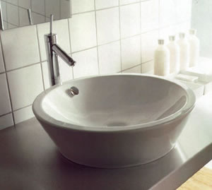Duravit architec bathroom sinks for Duravit architec tub