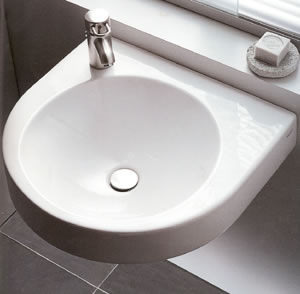 Duravit architec small basins for Duravit architec basin