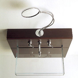 Agape Boxes Bathroom Sink