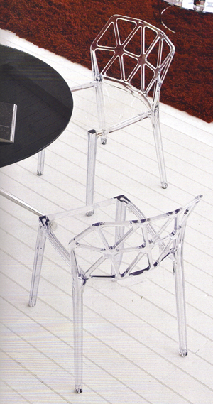 Calligaris Alchemia Dining Chairs