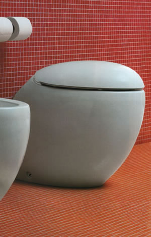 Laufen Alessi One Bathroom Toilets