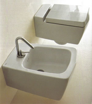 Althea Ceramica Oceano Bathroom Toilets