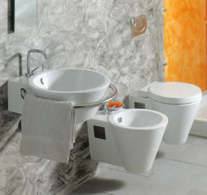 Althea Ceramica Hera Bathroom Toilets