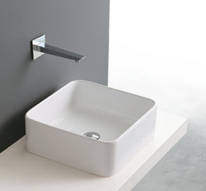 Althea Ceramica Kuadro Bathroom Basins