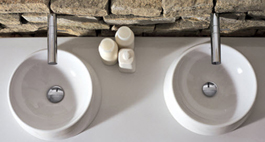 Althea Ceramica Kali Bathroom Sinks