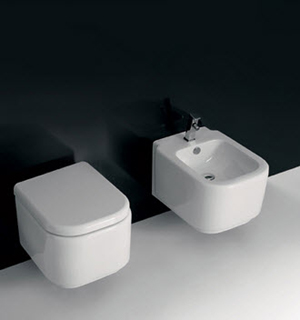 Althea Ceramica D-Style Bathroom Toilets