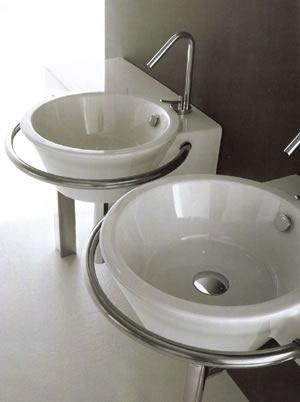 Althea Ceramica Hera Uno Bathroom Sinks