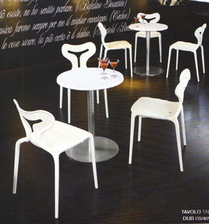 Calligaris Area Dining Chairs