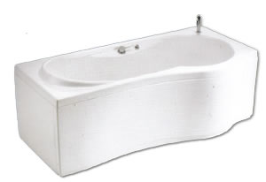 Artena Multipla Bathtubs