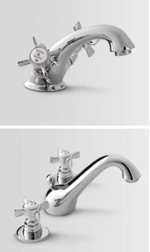 Bath&Bath Alden Traditional Bathroom Taps