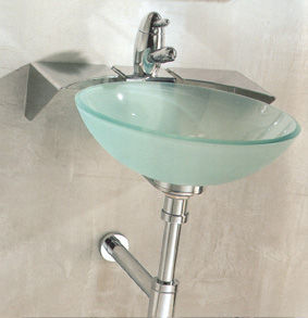 Bertocci 8304 Glass Basins