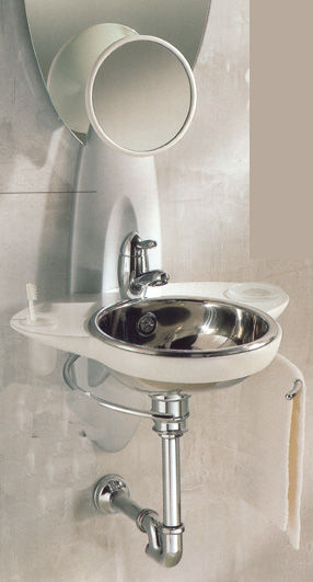 Bertocci Stainless Steel Basins