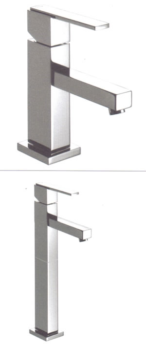 Bongio Domino Bathroom Taps
