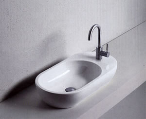 Designer Bathroom, Contemporary Bathrooms, Bathroom Sinks, Modern Bathroom Design, Interior Architecture, Interior Design, Bathroom Tiles, Bathroom Suites, Designer Washbasins, Toilet