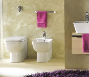 Ideal Standard Cantica Bathroom Toilets