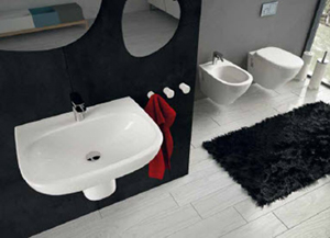 Art Ceram Ten Bathroom Sinks