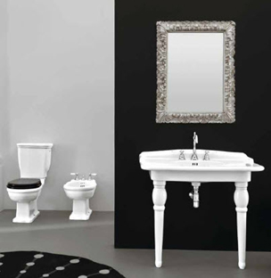 Art Ceram Heritage Bathroom Sinks