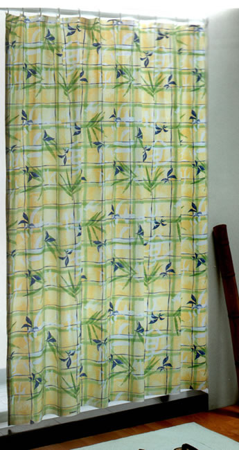 Gedy China Shower Curtain