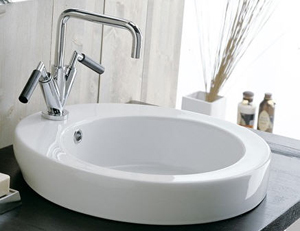 Scarabeo Concerto Countertop Basins