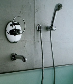 Fantini Copernico Bathroom Showers