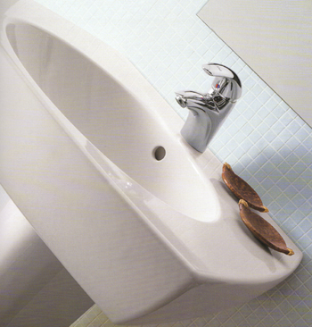 Ceramica Dolomite Petra Bathroom Sink