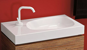 Vitruvit Drop Bathroom Sinks