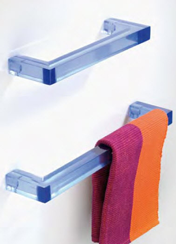 Regia Murales Bathroom Towel Holders