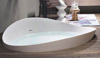 Antonio Lupi Dune Freestanding Baths