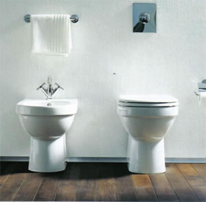 Duravit Happy D Bathroom Toilets