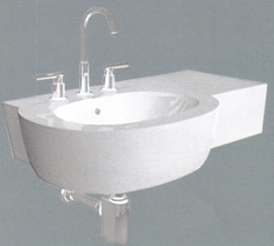 Pozzi Ginori Easy Bathroom Basins