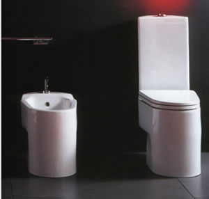 Vitruvit Escape Bathroom Toilets