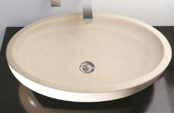 Ceramica Esedra Fly Stone and Granite Basins