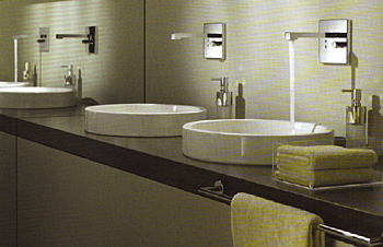 Designer Bathroom, Contemporary Bathrooms, Designer Basins, Bathroom Sinks, Modern Bathroom Design, Interior Architecture, Interior Design, Bathroom Tiles, Bathroom Basins, Contemporary Basins, Countertop Basins, Designer Bathrooms, Italian Bathrooms, Toilet