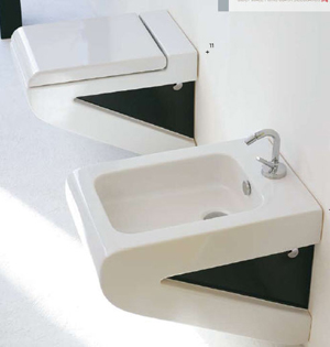 Art Ceram Fontana Bathroom Toilets