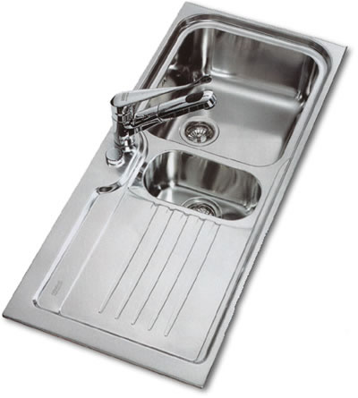Franke Opera Kitchen Sinks