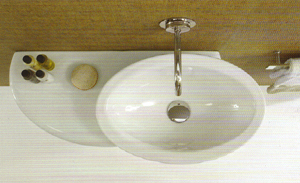 Galassia KIMI Countertop Basins