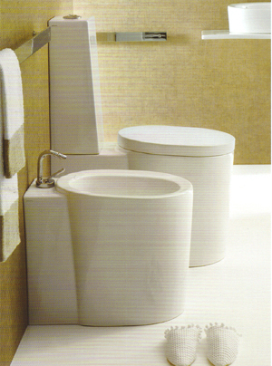 Bathroom Toilets, Back to Wall Toilets, Modern Bathrooms, Contemporary Bathrooms, Bathroom Sinks, Modern Bathroom Design, Interior Architecture, Interior Design, Designer Bathrooms, Bathroom Tiles, Bathroom Basins