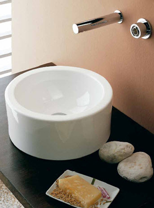 Scarabeo Giove Countertop Basins