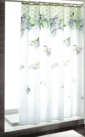 Gedy Glicine Shower Curtain