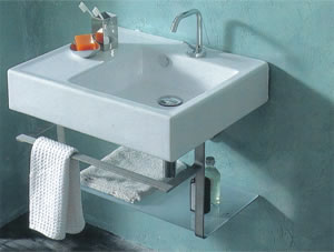 Althea Ceramica Hera Bathroom Basins