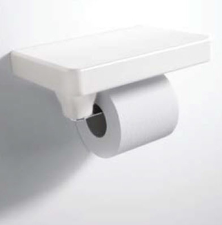 Hidra Piano Toilet Roll Holders