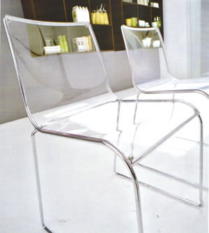 Calligaris Irony Chairs