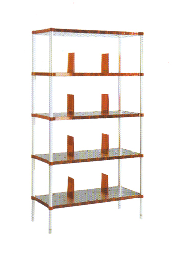 Kartell Partner Shelves
