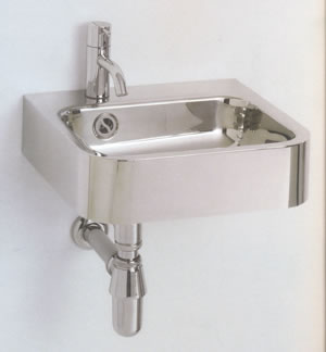Nito Less is More Stainless Steel Basins