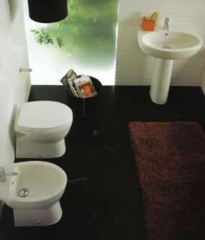 Simas LFT Bathroom Toilets