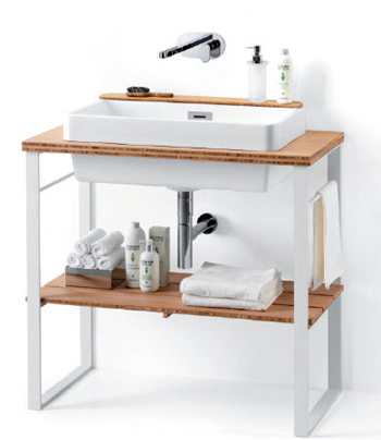 Lineabeta Mastela Bathroom Vanity Sinks