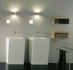 Antonio Lupi Slash Freestanding Bathroom Sinks