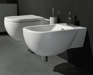 Antonio Lupi Sella Toilets