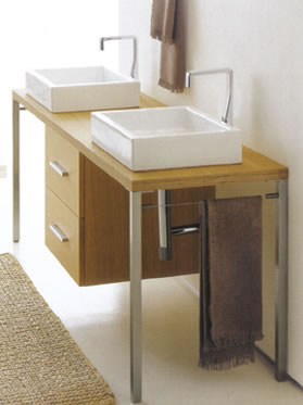 Antonio Lupi Laico Bathroom Basins